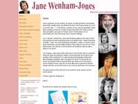 Jane Wenham Jones